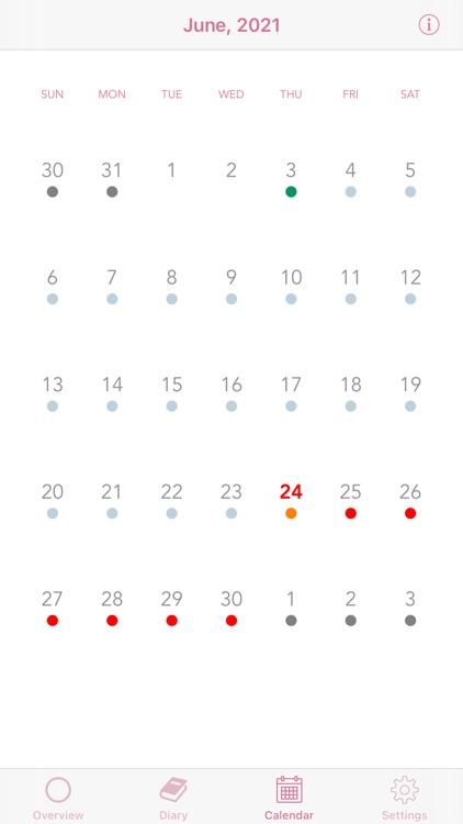 MyRing - contraceptive ring screenshot-3