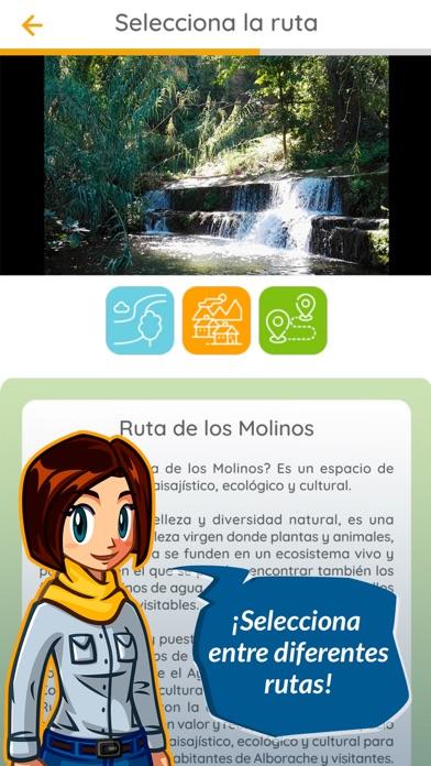 Screenshot 2 of Alborache Turismo App