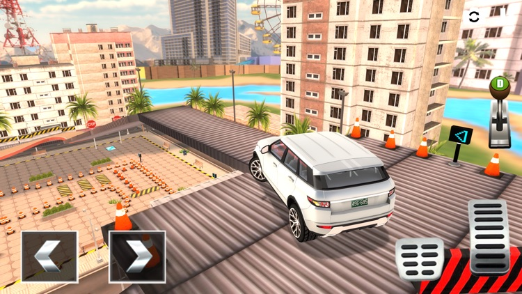Car Parking : 开车游戏 screenshot-7