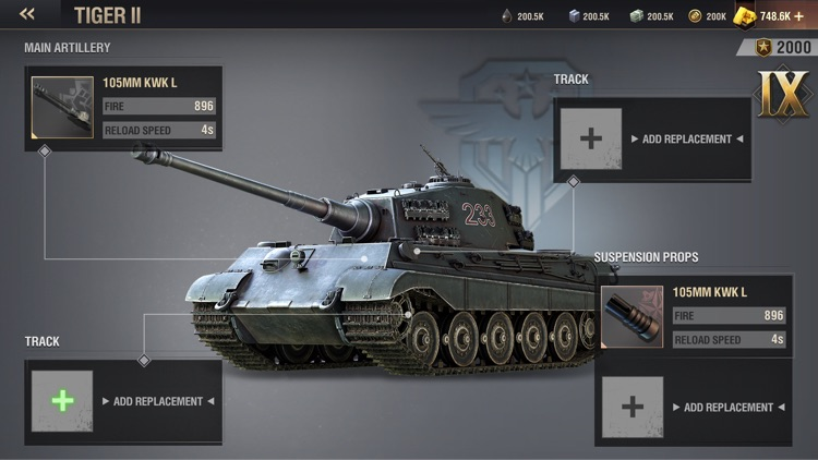 Warpath screenshot-5