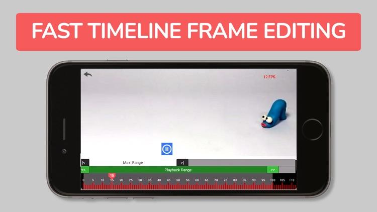 Stopmotion Animation Pro screenshot-3