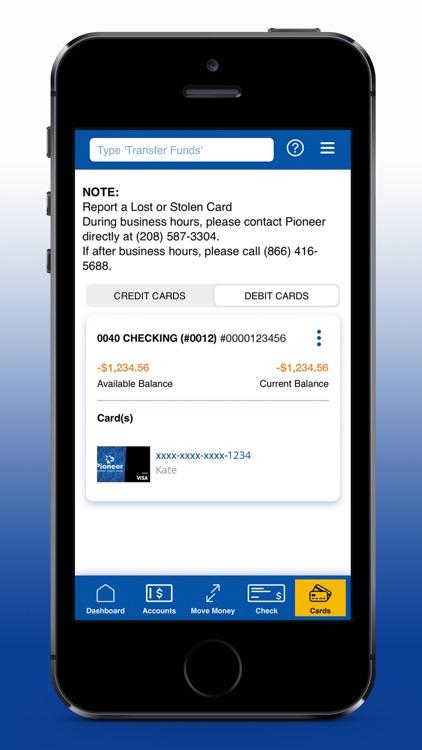 myPioneer Mobile screenshot-4