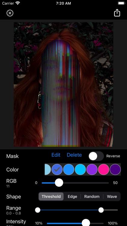 Glitch Pixels screenshot-3