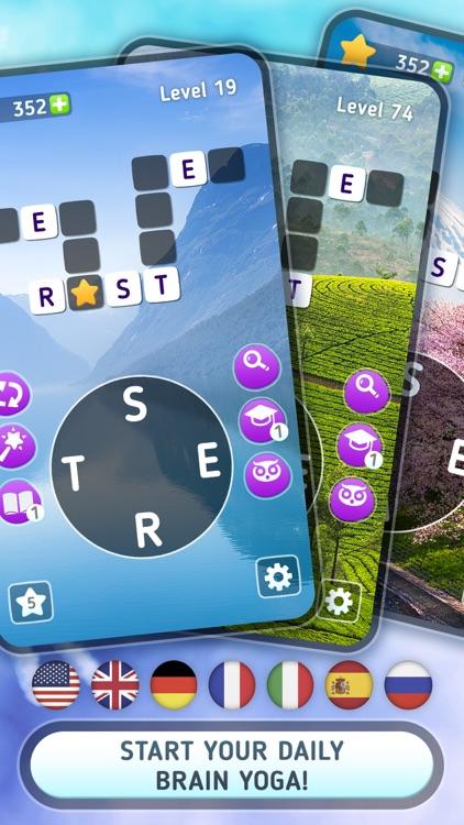 Wordplay: Search Word Puzzle screenshot-0