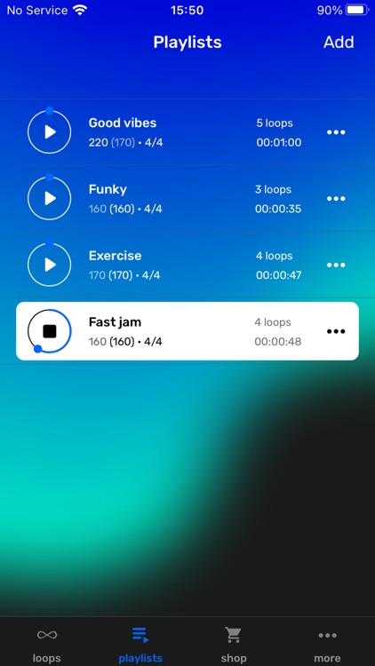 Drum Loops - Drum & Bass Beats screenshot-6