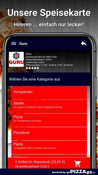 Guru Köln screenshot 4