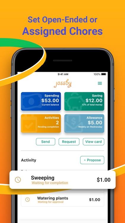 Jassby: Virtual Debit for Kids