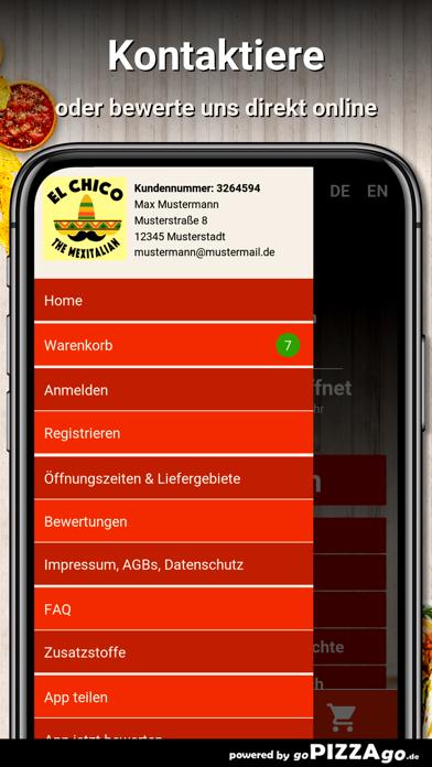 El Chico Oldenburg screenshot 5
