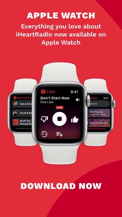 iHeart: Radio, Music, Podcasts screenshot-7