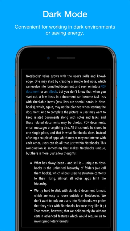 Notebooks – Write and Organize screenshot-3