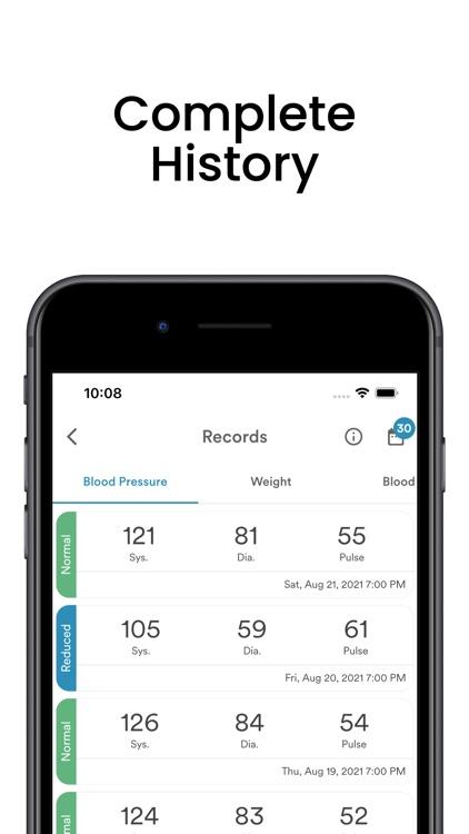 AVAX Blood Pressure screenshot-4