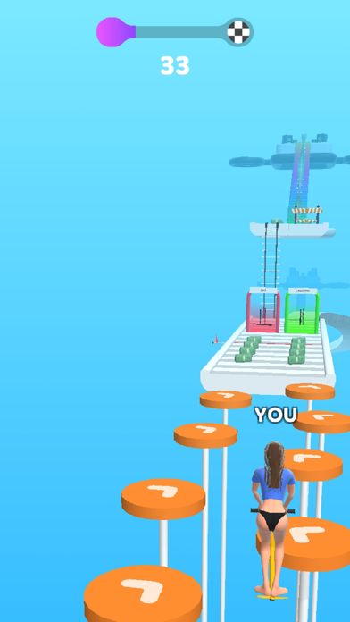 Beauty Race! screenshot 3