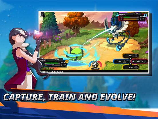 Nexomon: Extinction screenshot 12
