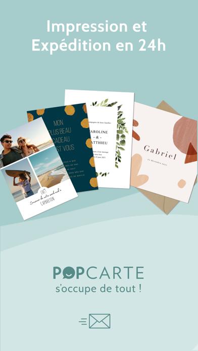 Concours de Noël 14 : Popcarte, la carte postale iPhone – 100€ de crédits à gagner !-capture-6