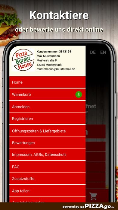 Pizza Burger House Berlin screenshot 3