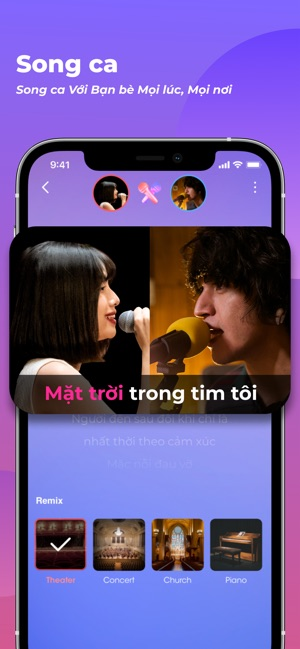 Wesing - Hát Karaoke
