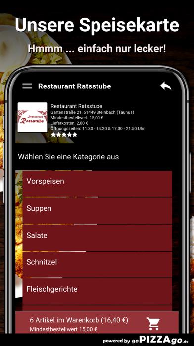 Ratsstube Steinbach (Taunus) screenshot 4