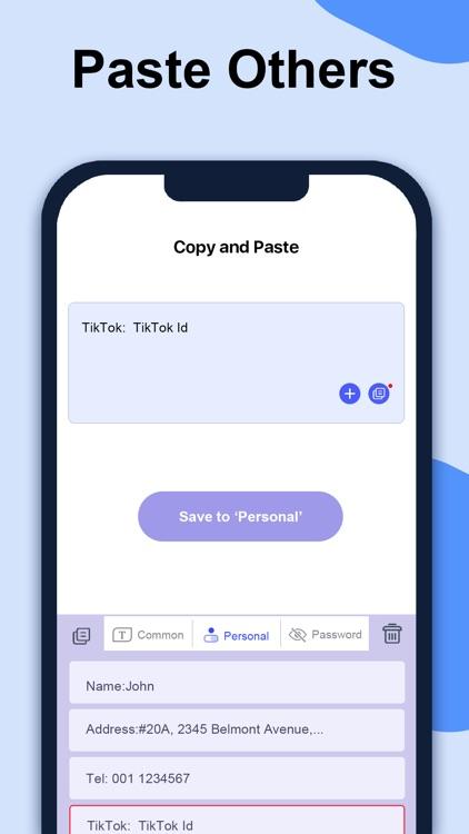 Copy and Paste screenshot-3