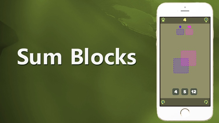 爱游戏-Sum Blocks screenshot-4