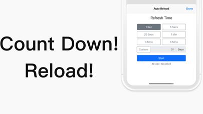 Auto Reload for Safari screenshot 1