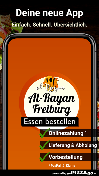 Al-Rayan Imbiss Freiburg screenshot 1