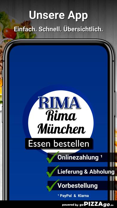 Rima München screenshot 1