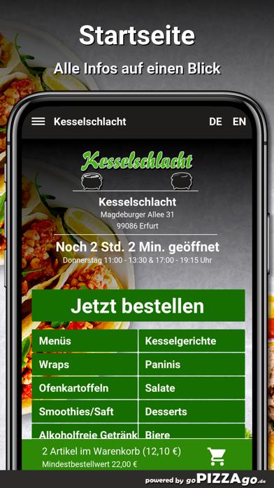 Kesselschlacht Erfurt screenshot 2
