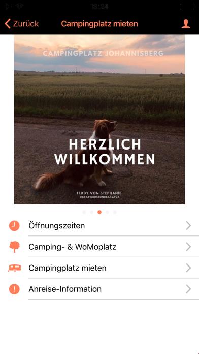 Campingplatz Johannisberg screenshot 3