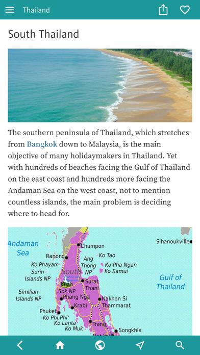 Thailand's Best: Travel Guide screenshot 6