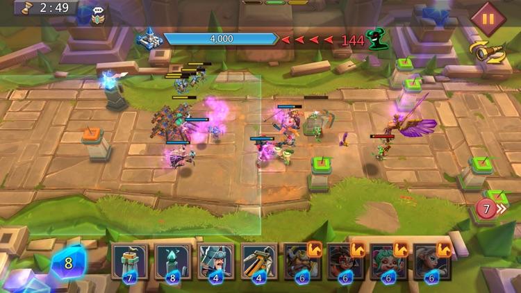 Lords Mobile: Tower Defense screenshot-7