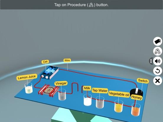 Conductivity in Liquids screenshot 9