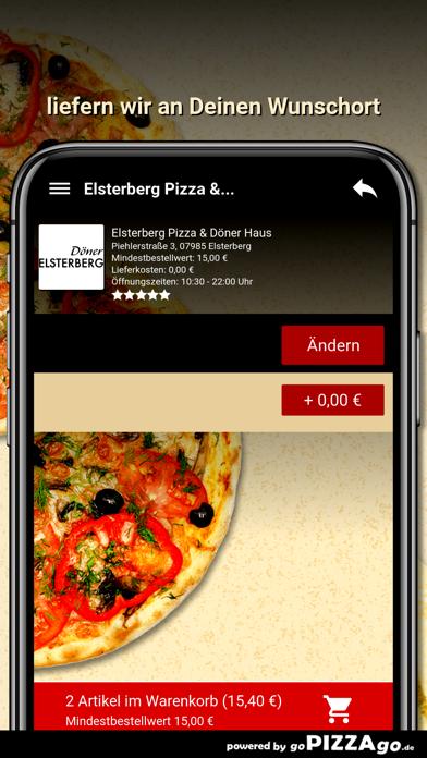 Elsterberg Pizza & Döner Haus screenshot 6