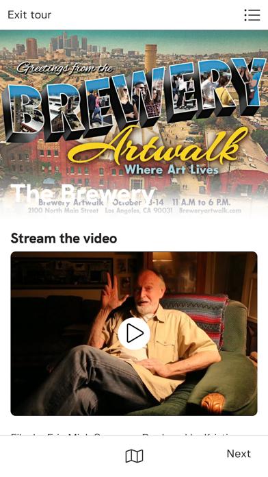 Brewery Artwalk App screenshot 3