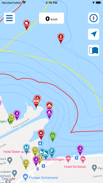 BoatDriver-Guide Swiss screenshot 7