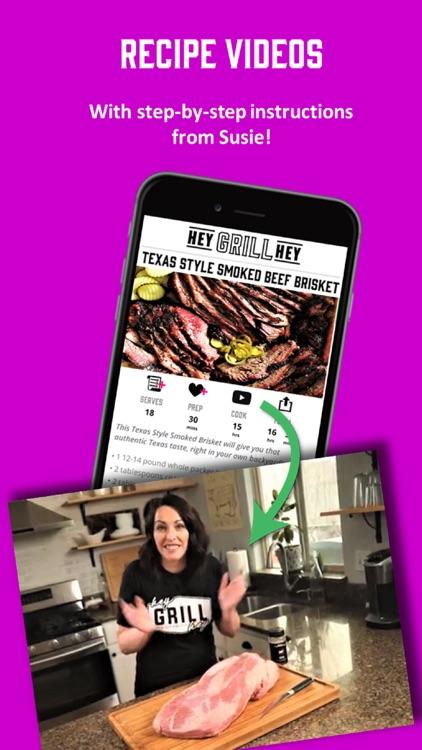 Hey Grill Hey Best BBQ Recipes screenshot-6