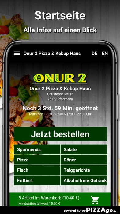 Onur 2 Pforzheim screenshot 2