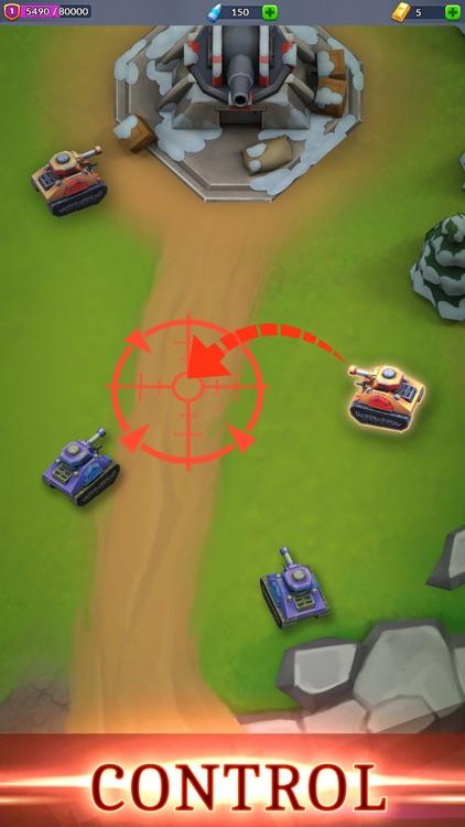 Clash of Warhands・Chaos battle screenshot-3
