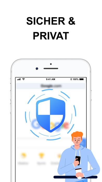 SkyVPN – Ihr VPN-Proxy-TunnelScreenshot von 3
