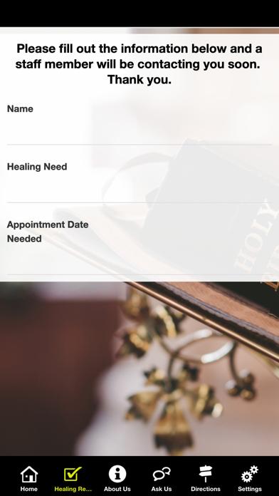 Atascadero Healing Rooms screenshot 2