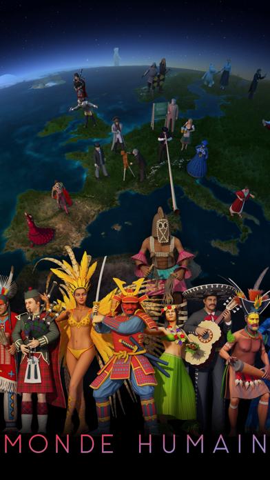 Terre 3D - Atlas du Monde