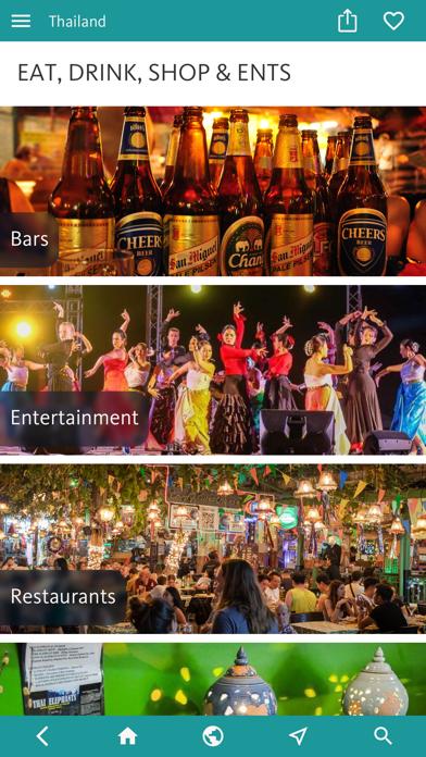Thailand's Best: Travel Guide screenshot 9