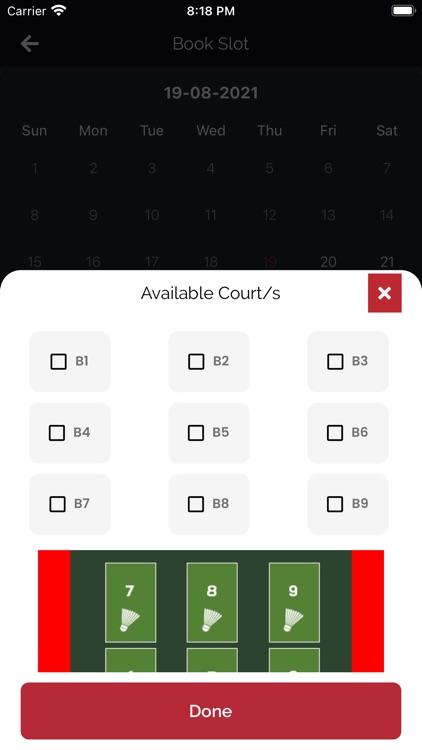 AFA: Sports Venue Booking App screenshot-4