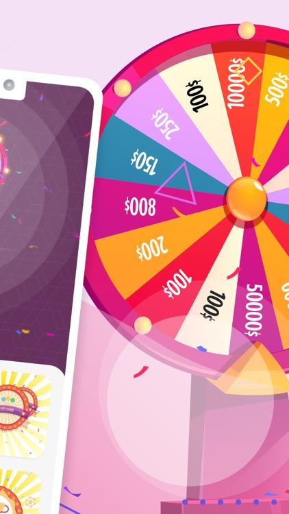 Spinner - Decision maker wheel screenshot-2