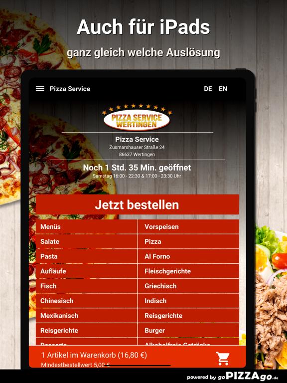 Pizza Service Wertingen screenshot 7