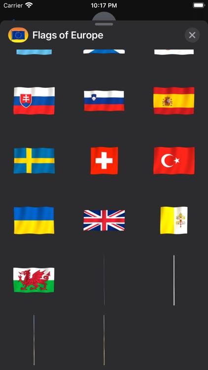 Flags of Europe screenshot-7