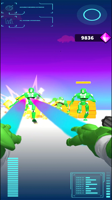 Full Metal 3D screenshot 1