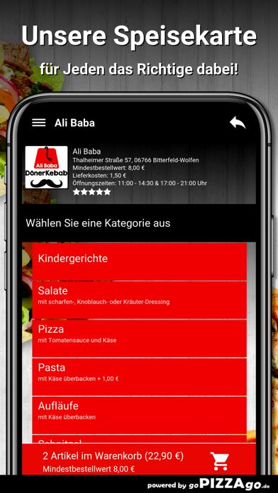 Ali Baba Bitterfeld-Wolfen screenshot 4