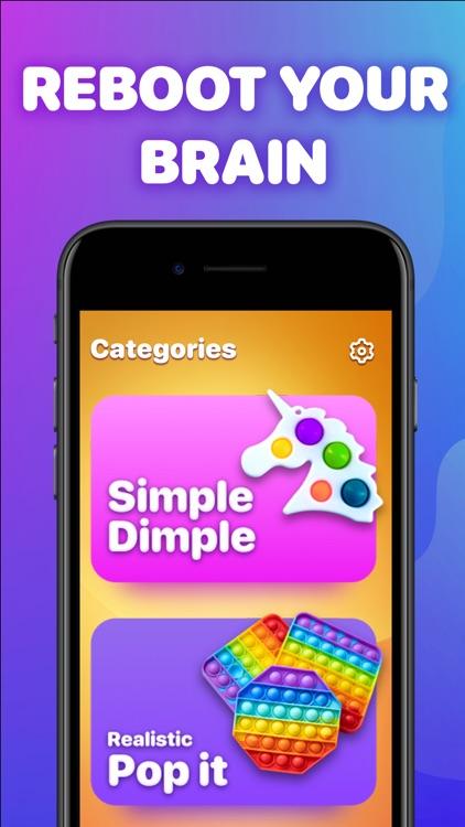 Popzie - Pop It Bubble Wrap screenshot-3