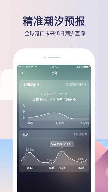 天气预报-精准15日天气预报 screenshot-3