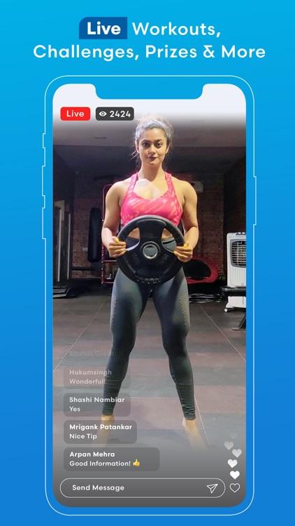 FITTR: Fat-loss & workout plan screenshot-6